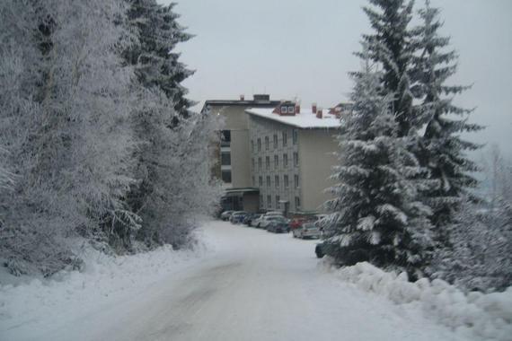 Hotel Zadov foto 5