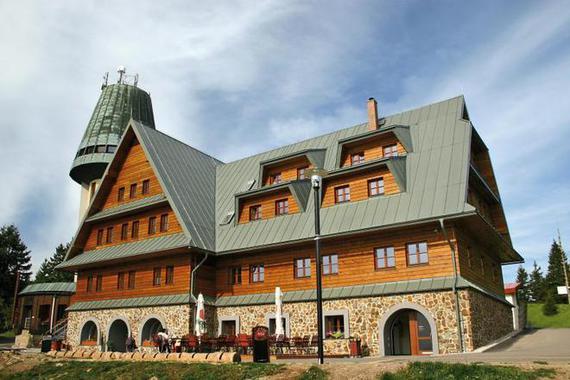 Kramářova chata na Suchém vrchu foto 2
