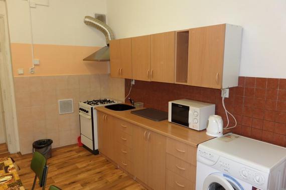 kuchyňka 1.patro
