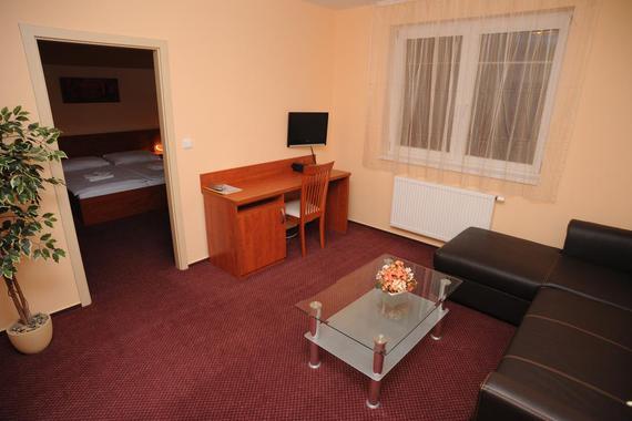 Hotel Olympionik foto 14