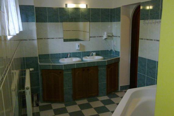 Koupelna pokoj 3