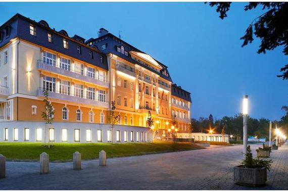 Spa & Kur Hotel Harvey foto 1