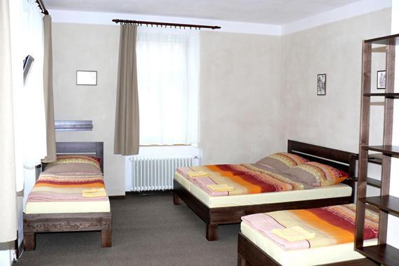 Hotel Beránek foto 8