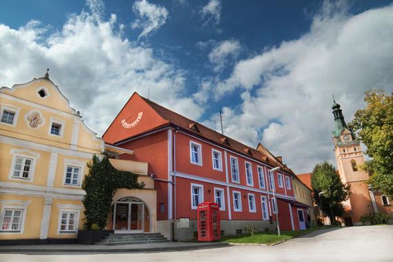 Hotel Pod Stráží foto 1