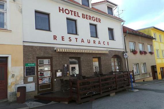 Hotel Berger foto 1