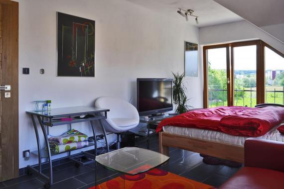 Apartmány u Dubů foto 4