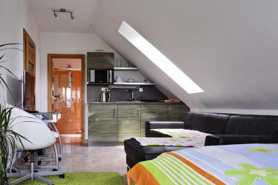 Apartmány u Dubů foto 8