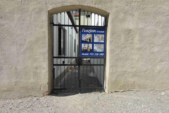 Penzion u Hradeb foto 15