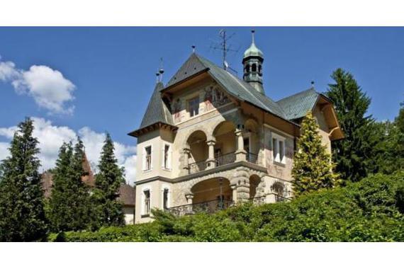 Hotel Vládní vila Luhačovice foto 1