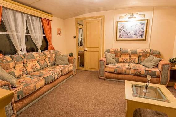 Obývací pokoj Letní domek