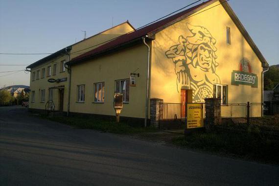 HOTEL MORÁVKA foto 1