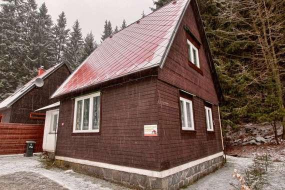 Chata u Medvědína foto 2