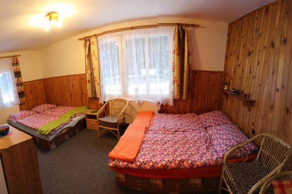 Chata u Medvědína foto 6