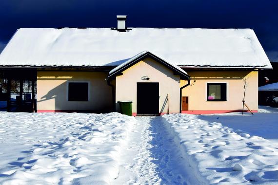 Penzion Mirolslav - zima