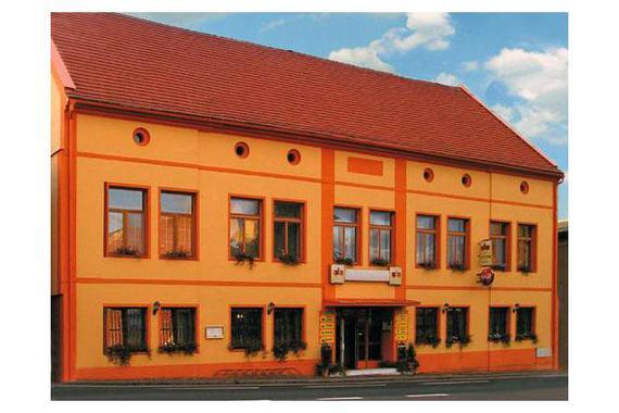 Hotel & Motorest V Údolí Zlatého potoka foto 1