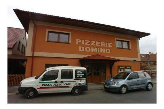 Penzion Domino foto 1