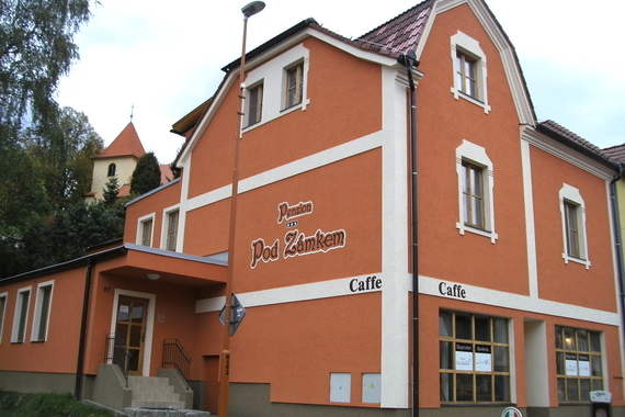 Penzion Pod Zámkem foto 2