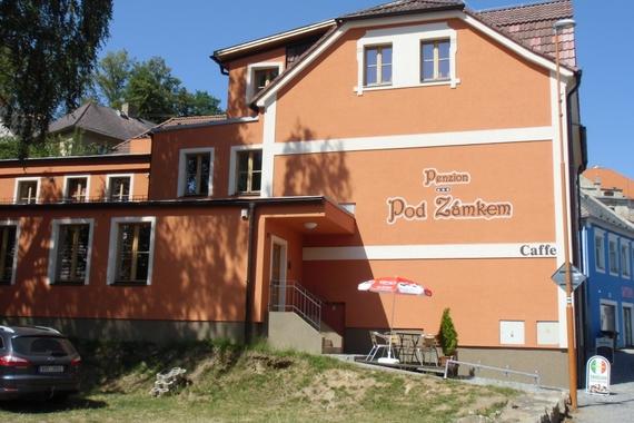 Penzion Pod Zámkem foto 5