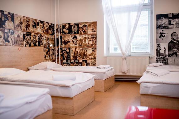 Hostel Florenc Praha foto 9