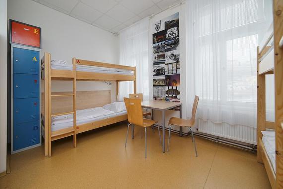 Hostel Florenc Praha foto 20