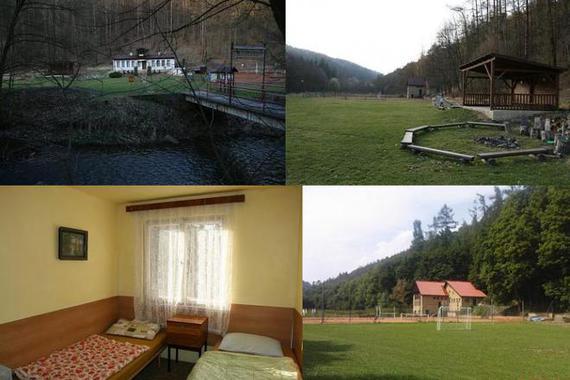 Sportovní areál U Kolečka foto 1
