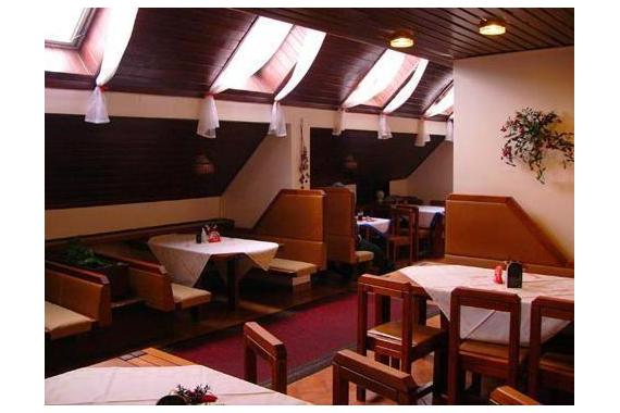 Restaurace Gambrinus v Hotelu Park
