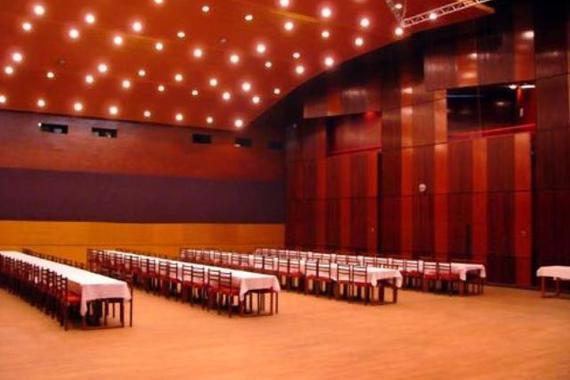 Společenský sál Hotelu Park pro 900 osob