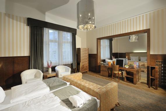 Hotel Okresní dům foto 6