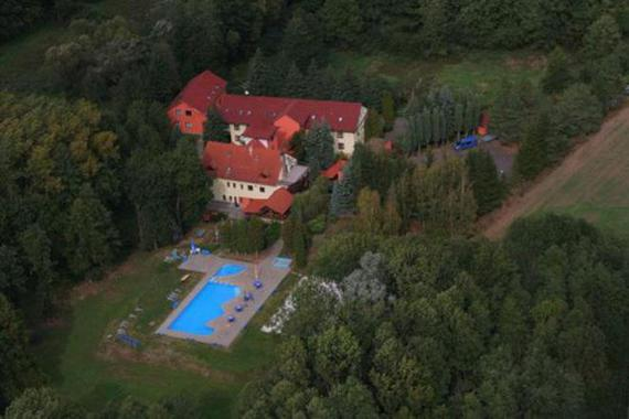 Hotel Prostřední Mlýn foto 1