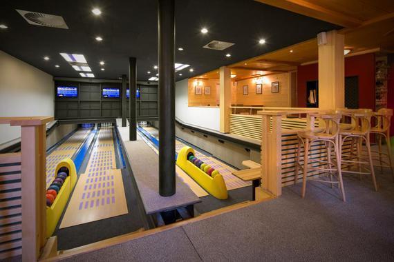 Bowling a restaurace Horní Malá Úpa foto 10