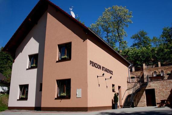 Penzion Starovice foto 1