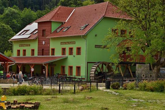 Rekreační středisko Hálův mlýn foto 1