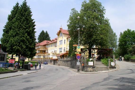Lázeňský a léčebný dům Praha foto 1