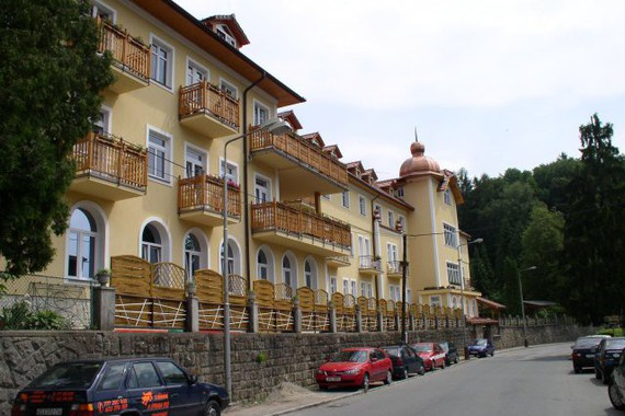 Lázeňský a léčebný dům Praha foto 3