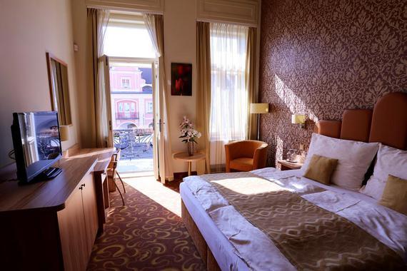 Hotel Zlatá včela foto 9