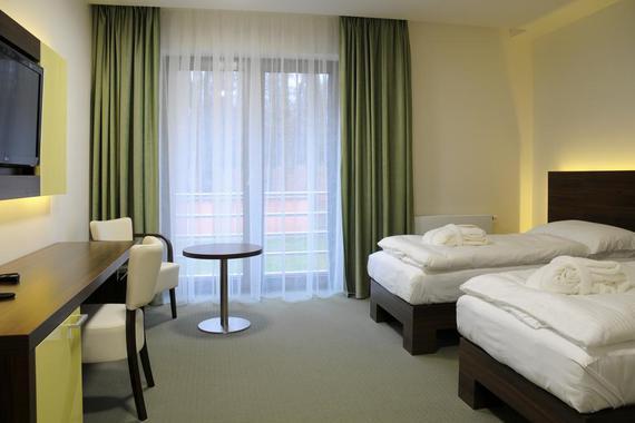 Lesní hotel foto 8