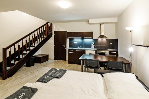eFi Hotel Brno foto 2
