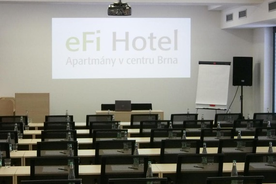 eFi Hotel Brno foto 8