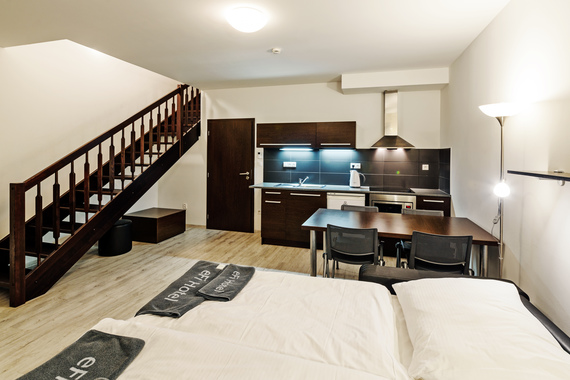 eFi Hotel Brno foto 20