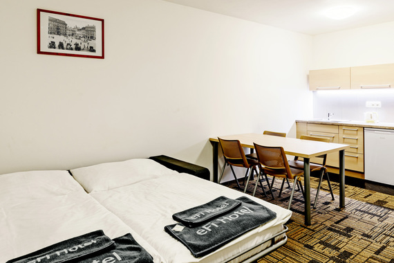 eFi Hotel Brno foto 28