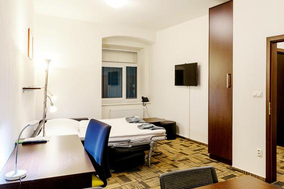 eFi Hotel Brno foto 33