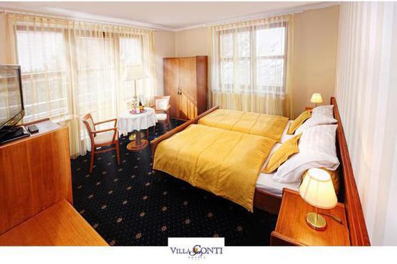 Hotel Villa Conti foto 1