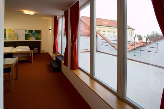 Hotel Purkmistr foto 3