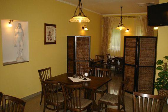 Penzion a restaurace Kamenný dvůr foto 13