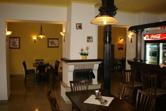 Penzion a restaurace Kamenný dvůr foto 14