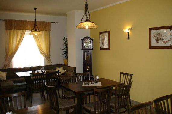 Penzion a restaurace Kamenný dvůr foto 15