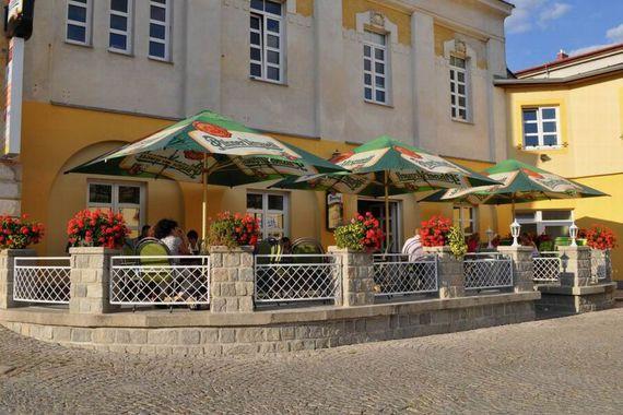 Penzion a restaurace Kamenný dvůr foto 16