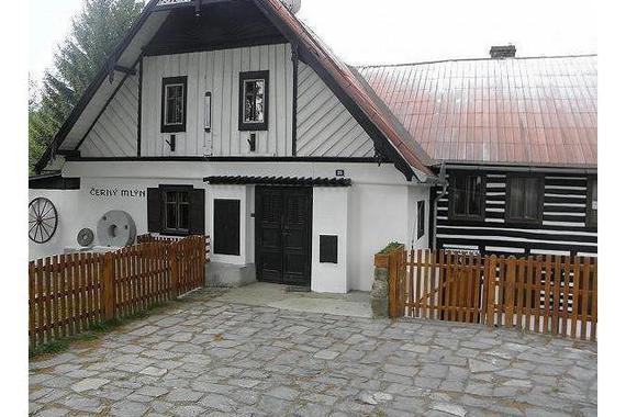 Penzion a restaurace Černý Mlýn  Nedamov foto 1