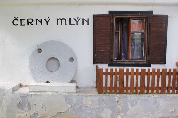 Penzion a restaurace Černý Mlýn  Nedamov foto 7