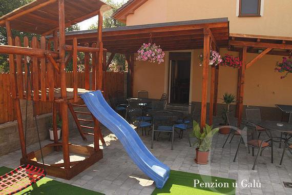 Penzion U Galů foto 3